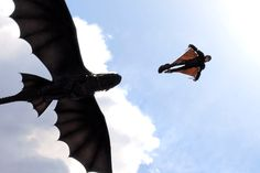 How To Train Your Dragon 2 movie  new photos   ... Toothless Take Flight in 'How to Train Your Dragon 2' Teaser Trailer