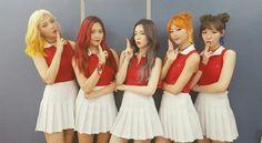 Red Velvet công bố tên fandom