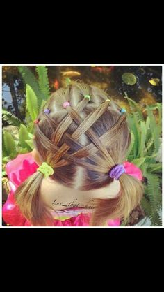 Baby girl hair, when it gets long enough Girls Hairdos, Crazy Hair Days, Baby Girl Hair, Hair Dos, Hair Designs, Cute Hairstyles, Toddler Hairstyles, Updo Hairstyle, School Hairstyles