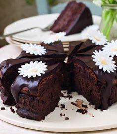 Recette Gâteau Mousse au chocolat cookeo