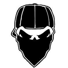 Skull It 67 Decal Sticker BallzBeatz . com - Skull It 67 Decal Sticker BallzBeatz . Star Wars Stencil, Skull Stencil, Stencil Art, Window Decals, Car Decals, Vinyl Decals, Body Art Tattoos, Sleeve Tattoos, Spray Paint Stencils