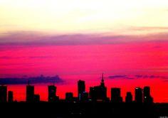 Warszawa świętuje - Narodowe Święto Niepodległości #Narodowe #Święto #Niepodległości #Warszawa #Biało #Czerwona