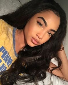 Black Lace Frontal Straight Wigs Synthetic Straight Hair – w Short Hair Wigs, Curly Wigs, Human Hair Wigs, Long Face Hairstyles, Wig Hairstyles, Straight Hairstyles, Wave Hairstyle, Wholesale Human Hair, Stylish Short Hair