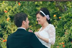 Wedding in Majorca (October 2014) The beautiful couple, Christina & Petter