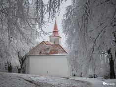 Tél a Kőszegi hegyen