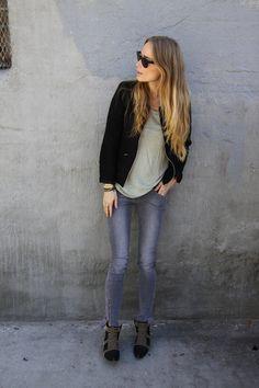 Style Crush. Anine Bing