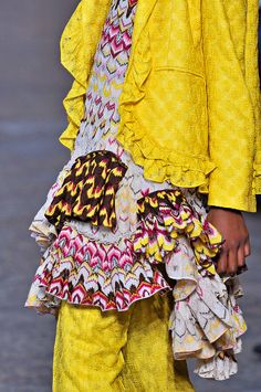 Missoni Spring 2012 RTW - Details - Fashion Week - Runway, Fashion Shows and Collections - Vogue
