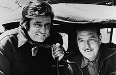 Johnny Cash and Tennessee Ernie Ford