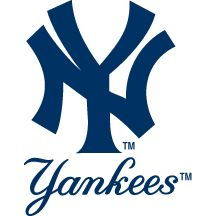 """yankee tattoos design   NY"""" in NY Yankees logo - hand lettered {Reed Reibstein ..."""