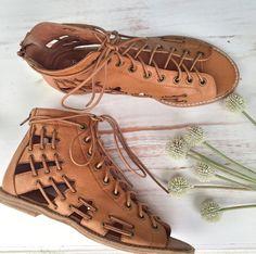 Mollini Nevada Sandal Tan