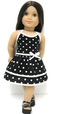 SuzyMStudio: Polka Dot Dress
