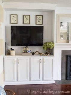 6 Effortless Clever Hacks: Living Room Remodel With Fireplace Mantles small living room remodel breakfast bars.Small Living Room Remodel Life living room remodel before and after design.Living Room Remodel On A Budget How To Decorate. Fireplace Built Ins, Diy Fireplace, Living Room With Fireplace, Fireplace Drawing, Brick Fireplaces, Craftsman Fireplace, Shiplap Fireplace, Fireplace Decorations, Concrete Fireplace