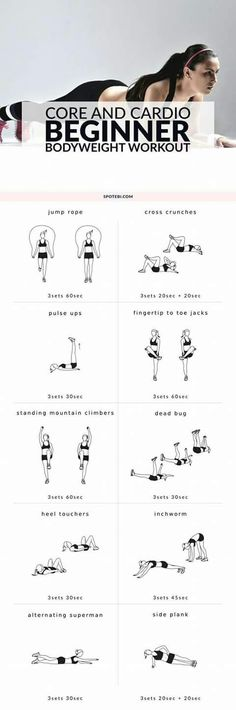 Beginners Core Workout