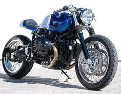 Awesome BMW Café Racer