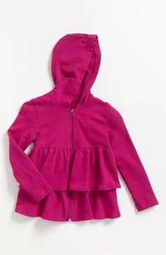 TA-EAM Hoodie (Little Girls) available at #Nordstrom