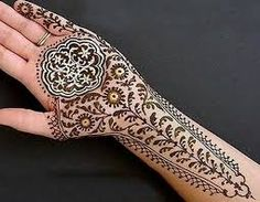 Beautiful Collection Of Mehndi Designs presented here for you. Easy To make. Try to copy and enjoy