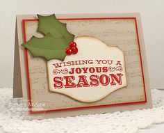 Joyous Season - C4C