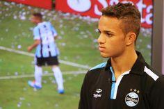 Do futsal em Rio Preto à fama nacional: a ascensão meteórica de Luan no Grêmio Félix Zucco/Agencia RBS