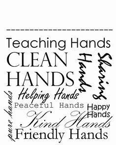 Hand sanitizer teacher gift