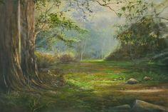 Paraíso de cleise por Maneco Araújo