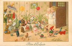 Pauli Ebner (1873-1949) — Old Post Cards (950x615)