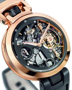 Bovet Amadeo 46 Tourbillon Ottanta TPIN002 by Bovet Watches | Exquisite Timepieces