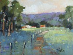 Sun Struck Farm by Joyce Hicks - Joyce Hicks