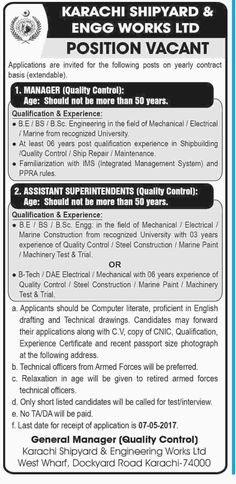 New Jobs In Establishment Division Secretariat Training Institute