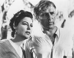 The Night of the Iguana (1964) - Ava Gardner & Richard Burton
