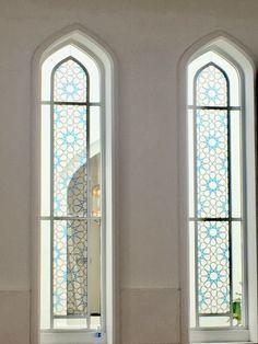 View from Ladies' Prayer Hall, Masjid Al-Hussein, Seremban 2