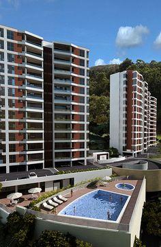 Piscina - Constructora Jaramillo Mora - Cali - Colombia