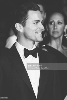 Matt Bomer attends The Nice Guys' premier The 69th Annual Cannes Film Festival on May 15, 2016 in Cannes