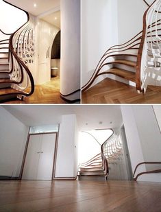 15 Creative and Unusual Staircases