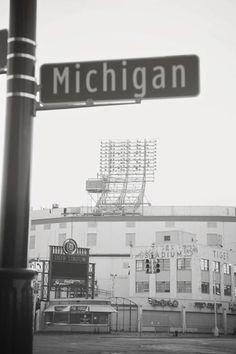 :)   Detroit's Tiger Stadium