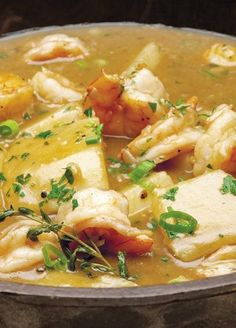 Cajun Shrimp Stew Recipe Emeril's Cajun Shrimp Stew Recipe. good old Louisiana southern cookin!Emeril's Cajun Shrimp Stew Recipe. good old Louisiana southern cookin! Fish Recipes, Seafood Recipes, Soup Recipes, Cooking Recipes, Recipies, Healthy Recipes, Cajun Shrimp Stew Recipe, Shrimp Soup, Recipe Stew