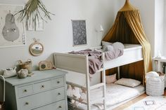 Room Design Bedroom, Kids Room Design, Girls Bedroom, Bedroom Decor, Boy And Girl Shared Room, Big Girl Rooms, Boy Room, Kidsroom, Artist Wall