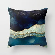 Buy Indigo Sky Throw Pillow by spacefrogdesigns. Worldwide shipping available at Society6.com. Just one of millions of high quality products available.