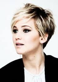 Image result for jennifer lawrence hair cuts
