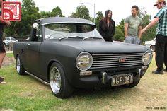 Nissan Hardbody, Hot Rod Trucks, Mini Trucks, Classic Mini, Classic Cars, Moto Car, Nissan Trucks, Old Vintage Cars, Vintage Pickup Trucks