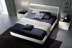 navy grey white brown    Europeo bedrooms - modern - bedroom - other metro - Imagine Living
