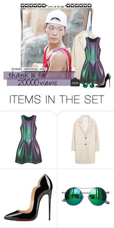 """thank u for the 20000"" by anazish ❤ liked on Polyvore featuring art and anazish"