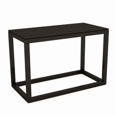 Gillmore Space Cordoba Side Table in Wenge