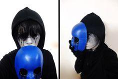 Amazing Eyeless Jack cosplay!!!