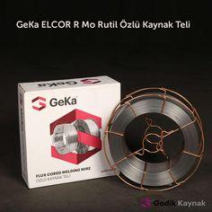 Click on the link for detailed information about GeKa ELCOR R Mo Rutile Type Flux Cored Wire http://bit.ly/25wU4iK GeKa ELCOR R Mo Rutil Özlü Kaynak Teli hakkında detaylı bilgi alabilmek için tıklayınız. http://bit.ly/1TD4lb6 #gedikkaynak #GeKa #GeKaELCORRMo #ÖzlüKaynakTelleri #gedikwelding #TypeFluxCoredWire #Fülldraht #filsfourres #Порошковаясварочнаяпроволока