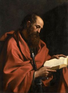 Saint Paul | 1640-1650. Oil on canvas. 103 x 76 cm. Private collection.