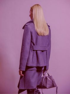 Portfolio by Christopher Anderson for NY Mag fashion issue. Julia Nobis at Reed Krakoff, New York