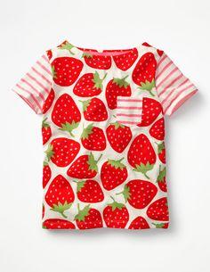 Colourful Hotchpotch T-shirt