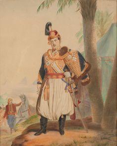 الامير ابراهيم إلهامي باشا ناظر جهادية مصر سابق  prince Ibrahim elhamy pasha former Egyptian war minister