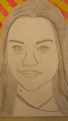 Portret van mij zelf