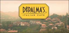 Welcome to DePalma's Italian Cafe in Athens, Georgia: Timothy Road, East Side and Downtown Athens, GA Locations!